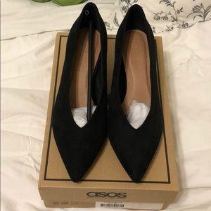 ASOS strike mid heels size UK 3